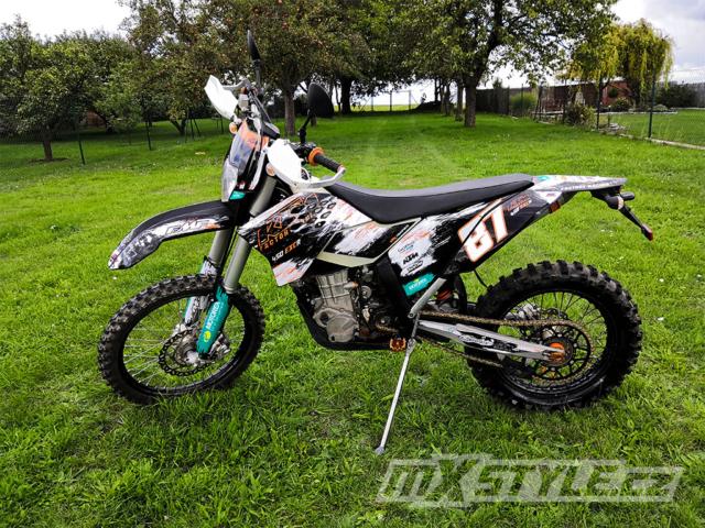 Polepy KTM EXC 2010